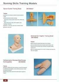 FIRST AID SKILLS TRAINING MODELS 25