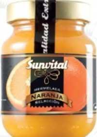Spanish Natural Naranja Jam