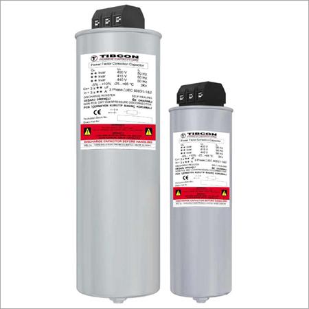 Power Factor Capacitor