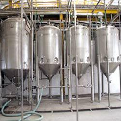 Storage Yeast Tank