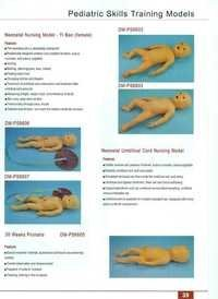FIRST AID SKILLS TRAINING MODELS 42
