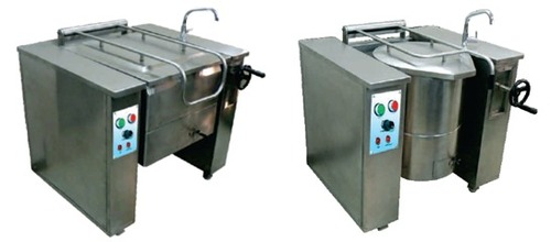Induction Cooking Equipments