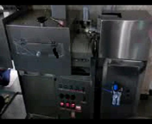 Panipuri Auto Making Machine