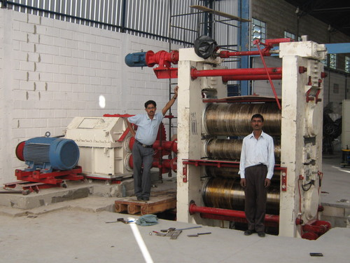 Stainless Steel Cold Rolling Mills