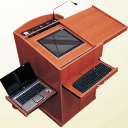 Wooden  Smart Podium
