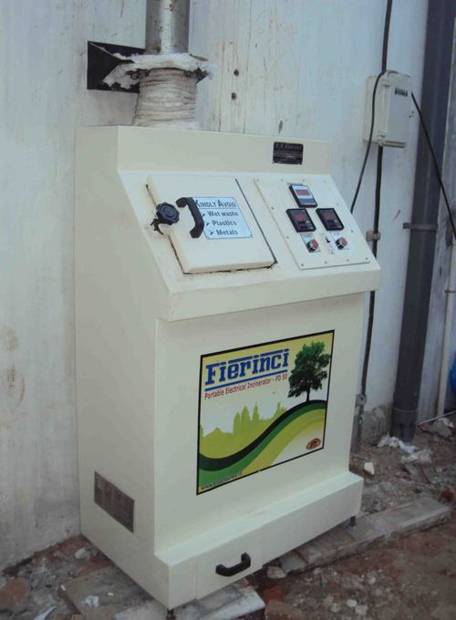 Portable Electrical Incinerators  Fierinci
