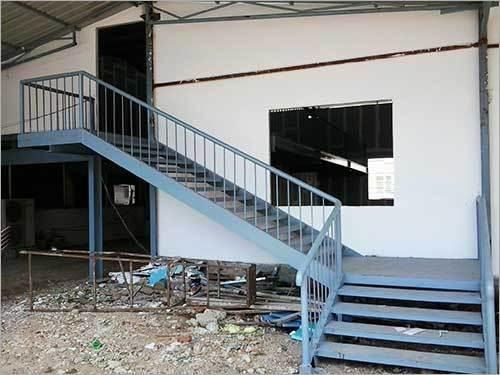 Mezzanine Floor Staircase