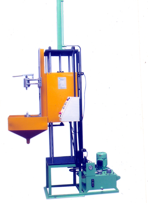 Semi Automatic Induction Hardening Machine
