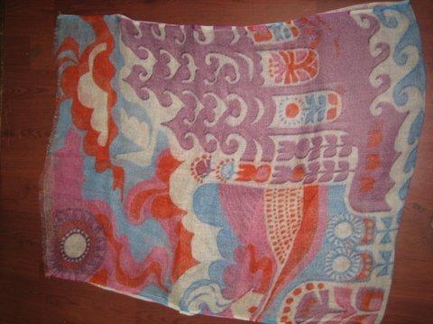 Digital Printing scarves/stoles/shawls