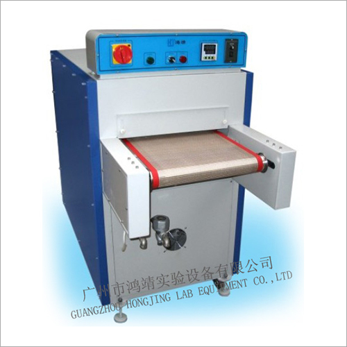 Finishing Test Machine