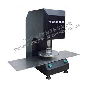 Pneumatic Sheet Cutting Machine