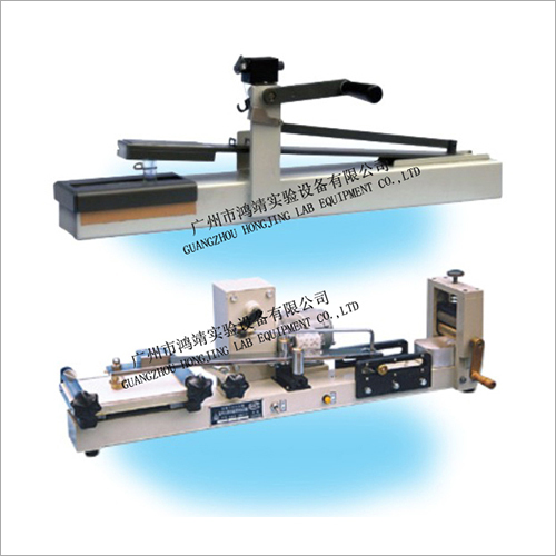 Rubbing Color Fastness Tester
