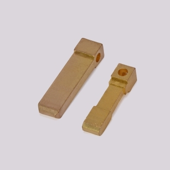 Brass Flate Pins
