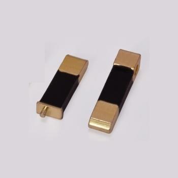 Brass Flat Pin