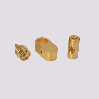 Brass Electronic Connector1