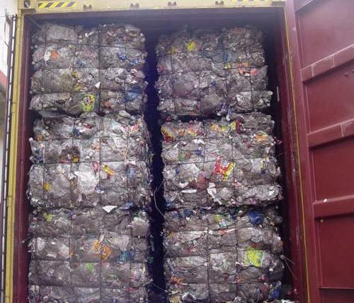 Uncrushed Scrap Pet Bottles