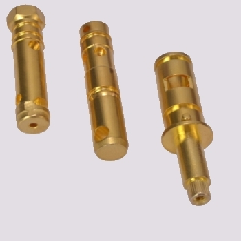 Brass Electronic Parts5