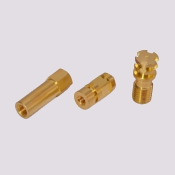 Brass Electronic Parts7