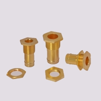 Brass Electronic Parts8