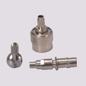 Brass Optical Fiber Connector