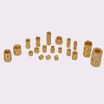 Brass Molding Inserts03