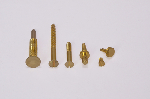 Brass Self Tapping Screws