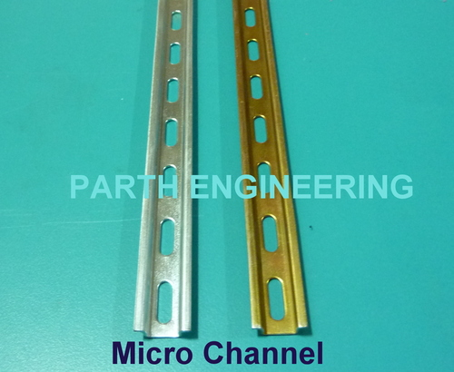 Din Rail Section Channel