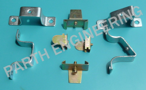 DIN Rail End Clamps