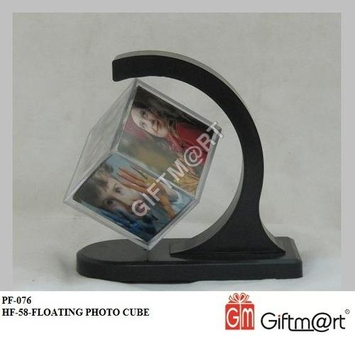 Floating Cube Frame