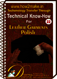 Leather Garments Polish Making Formula Ebook