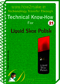 Liquid Shoe Polish Formulation Ebook