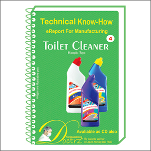 Toilet Bowl Cleaner Bleach Formulation (eReport)