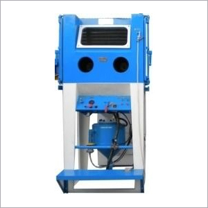 Air-Operated Type Shot Blasting Machines