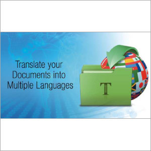 Document Language Translation Services