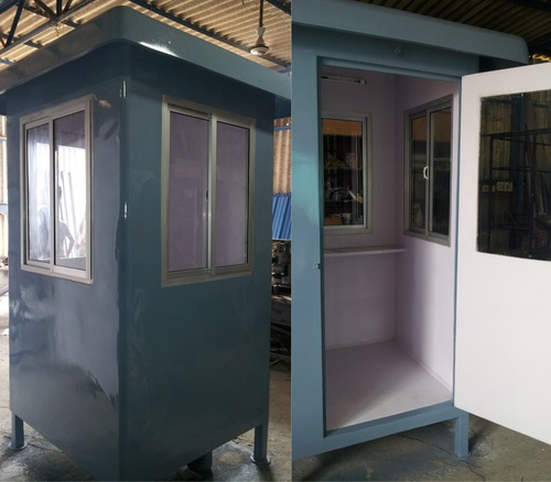 FRP Moulded Security Cabin