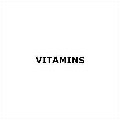 Vitamins Chemical