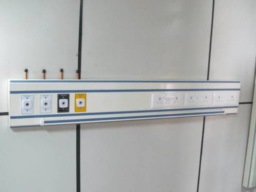 ICU BED HEAD PANEL