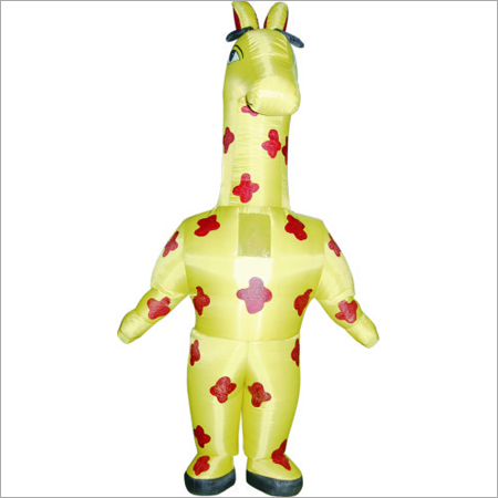 Giraffe Air Costume