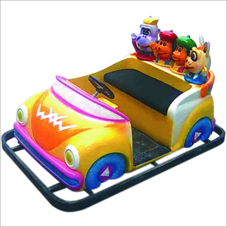 Baby Cars Amusement Games
