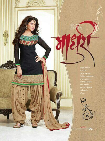 Embroidery Salwar Kameez