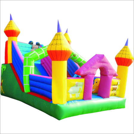 Castle Slide Amusment