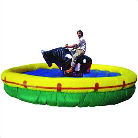 Bull Ride Amusment
