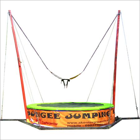Bungee Jumping (Trampoline)