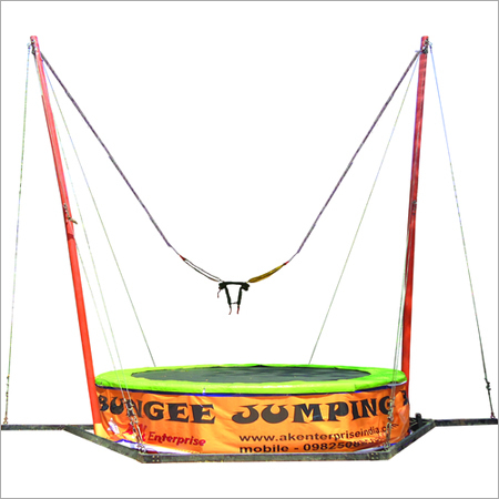 Bungee Jumping (Trampoline)