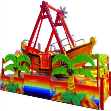 Pirate Ship Amusment