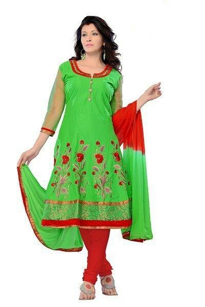 Exclusive Party Wear Anarkali Suit