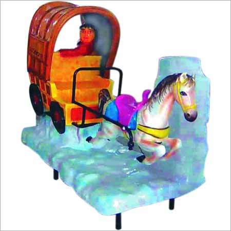 Buggy With Horse Ride