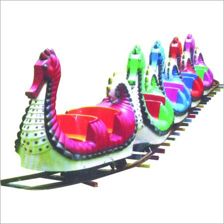 Sea Horse Train