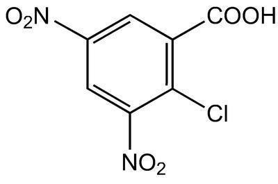 2 Chloro 3,5 Di Nitro Benzoic Acid