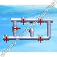 Five Way Butterfly Valve